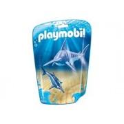 Playmobil 9068 - Pesce Spada con Cucciolo