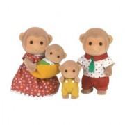 Sylvanian Families dolls monkey family FS-23 (japan import)
