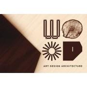 Wood Art Design Architecture by Elliat Rich
