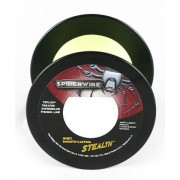 SPIDERWIRE STEALTH 0, 10MM 1800M TRACER YELLOW 6, 2KG