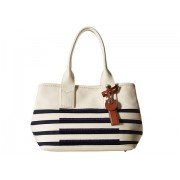 Marc by Marc Jacobs St Tropez Tote EcruNew Prussian Blue