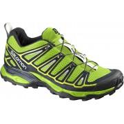 Salomon X Ultra 2 Hiking Shoes Men granny green/deep blue/green 46 2/3 Trekkingschuhe