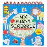 A creative way for your child to express themselves-Easy to follow activities on each page-Encourages creativity-Includ
