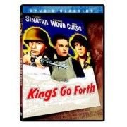 Kings go forth:Frank Sinatra,Tony Curtis,Natalie Wood - Diavolul la soare (DVD)