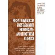 Recent Advances in Prostaglandin, Thromboxane and Leukotriene Research: Proceedings of the 10th International Conference on Prostaglandins and Related Compounds Held in Vienna, Austria, September 22-27, 1996 by Helmut F. Sinzinger