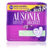 AUSONIA DISCREET compresas incontinencia normal 24 uds
