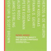 Theoretical Anxiety and Design Strategies in the Work of Eight Contemporary Architects by Rafael Moneo