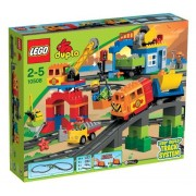 DUPLO LEGOville - Mon train de luxe - 10508