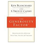 The Generosity Factor by Jr. Ken Blanchard