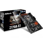 ASRock Z170A-X1 Carte mère Intel ATX Socket LGA1151