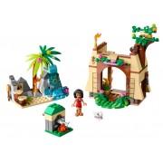 LEGO Vaiana si aventura ei de pe insula (41149)