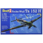 Revell - Echelle 1: 72 Focke Wulf ta152h