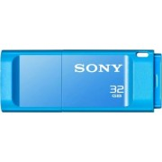 USB Flash Drive Sony MicroVault X 32GB USB 3.0 Albastru