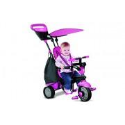 Triciclo Smart Trike Glow 4 en 1 Rosa
