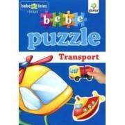 Bebe Puzzle +18 Luni - Transport