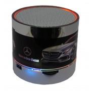 Bluetooth Led világító Mini hangszóró Mp3,Rádió,USB, TF/micro SD kártya - Autós s70u