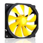 Ventilator 120 mm Xigmatek XOF-F1256 Yellow
