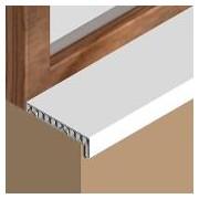 GIS153 - Glaf pentru interior din PVC infoliat 150 mm