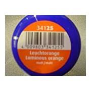 Revell Spray Color Acrylic Paint (Lumin Orange Mat Finish)