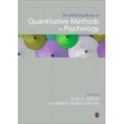 The SAGE Handbook of Quantitative Methods in Psychology by Alberto Maydeu-Olivares