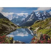 Clementoni Chamonix Valley 3000 Piece Jigsaw Puzzle