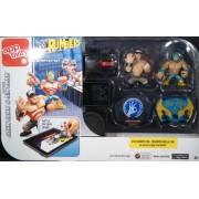 JOHN CENA & SIN CARA STARTER SET - WWE RUMBLERS APPTIVITY TOY WRESTLING ACTION FIGURES