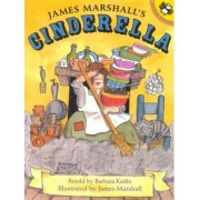 James Marshall's Cinderella by James Marshall