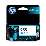 HP No. 955 Cyan Ink Cartridge