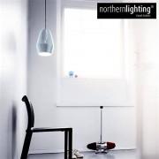 BELL, une suspension en porcelaine, inspirée par les éléments naturels scandinaves - déco et design