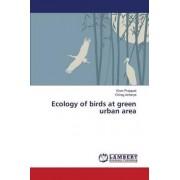 Ecology of Birds at Green Urban Area by Prajapati Kiran