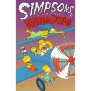 Simpsons Comics Wingding by Matt Groening