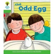 Oxford Reading Tree: Level 2: Decode and Develop: The Odd Egg by Roderick Hunt