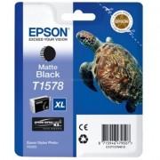 Epson T1578 Patron Matt Black 26ml (Eredeti) Stylus Photo R3000