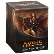 Ultra Pro Command Tower Deck Box Set Limited Edition - Kaalia of the Vast - Magic: The Gathering Commander