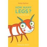 How Many Feet by Katja Spitzer