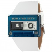 EOS New York Mixtape Watch White/Blue 302SWHTBLU