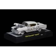 1958 Chevrolet Impala (12-21) M2 Machines 100 Years of Chevrolet Auto Dreams 2012 Castline 1:64 Scal