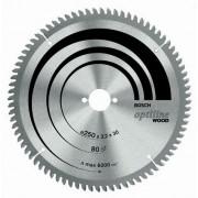 Panza pentru debitatoare de profile Bosch Optiline Wood