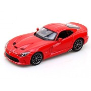 2013 Dodge Viper SRT GTS 1/24 Red