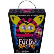 Hasbro - Furby Boom Strisce Dritte [versione francese]