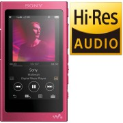 SONY NW-A35 PI - WALKMAN® mit High-Resolution Audio