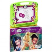 Disney Fairies Magical Drawings Board Book Set
