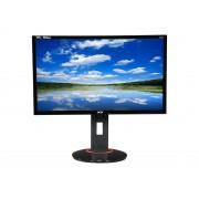 Monitor Acer XB240Hbmjdpr 61cm (24) Wide, 16:9 FHD 144Hz 1ms 100M:1 ACM 350nits LED DVI HDMI(MHL) Displayport MM Height adj. Pivot EURO/UK EMEA TCO6.0 Black Acer EcoDisplay, 2 years