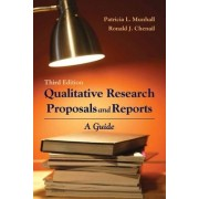 Qualitative Research Proposals and Reports: A Guide by Patricia L. Munhall