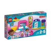 Lego - 10828 - Les Soins Vétérinaires de Docteur La Peluche