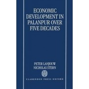 Economic Development in Palanpur Over Five Decades by Peter Lanjouw