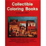 Collectible Colouring Books by Dian Zillner