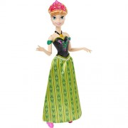 Boneca Anna Musical Frozen Disney - Mattel