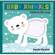 Baby Animals - Touch and Feel by Natalie Marshall