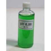 Kalibráló oldat 6.86 pH értékre 100ml Reagecon